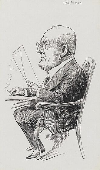 James Mackay, 1st Earl of Inchcape - Image: James Lyle Mackay, 1st Earl of Inchcape (1852 1932)