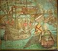 Jan Cornelisz Vermeyen, , Kunsthistorisches Museum Wien - Kriegszug Kaiser Karls V. gegen Tunis (1535), Einnahme der Festung La Goletta durch Heer und Flotte - GG 2043 - Kunsthistorisches Museum.jpg
