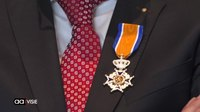 File:Jan Kamst benoemd tot Ridder in de Orde van Oranje Nassau.webm