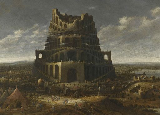 Jan Micker - The Tower of Babel 1