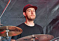 Jan Pape Band - Florian Petry – Rock 'N' Rose Festival 2014 03.jpg