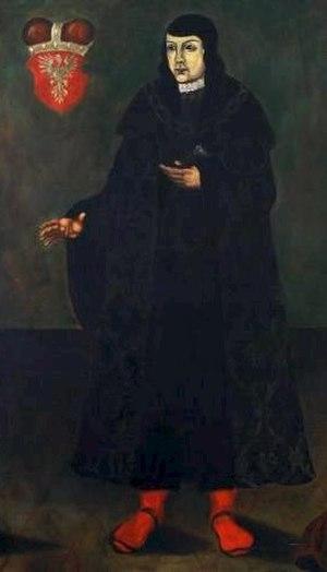 Janusz III of Masovia - Janusz III of Masovia.