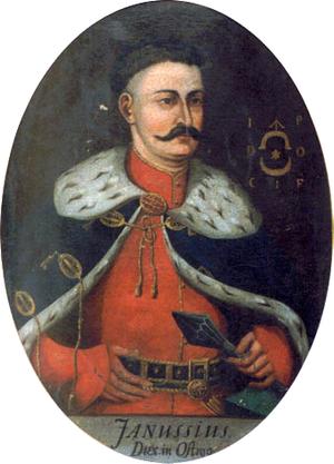 Janusz Ostrogski - Image: Janusz Ostrogski