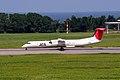 Japan Air Commuter Bombardier DHC-8-402 Q400 (JA848C 4121) (4915249333).jpg