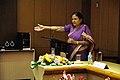 Jarugumilli Kedareswari - Presentation - Technology in Museums Session - VMPME Workshop - Science City - Kolkata 2015-07-16 9080.JPG