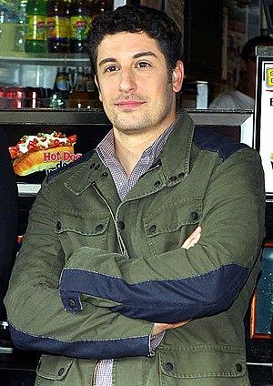 Jason Biggs - Biggs in March 2012, at the American Reunion premiere in Sydney, Australia
