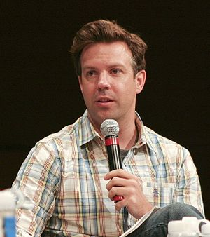 Jason Sudeikis at the 2009 New York Television...