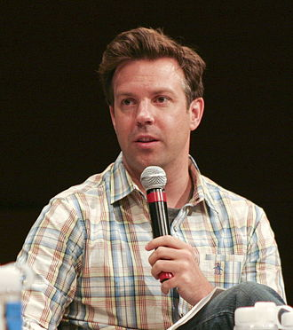 Jason Sudeikis - Sudeikis at the New York Television Festival, October 17, 2009