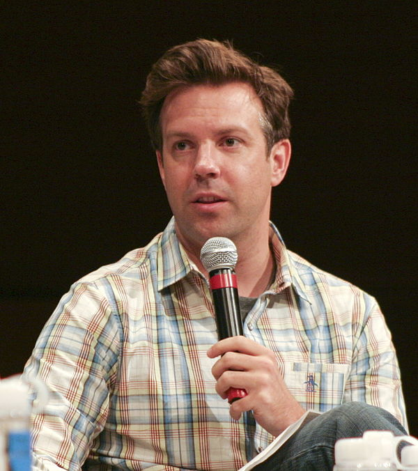 Photo Jason Sudeikis via Wikidata
