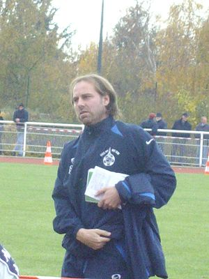 Jean-Guy Wallemme - Wallemme managing Paris FC