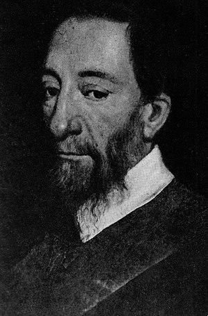 Jean-Pierre Camus - Portrait of Jean Pierre Camus by Philippe de Champaigne.