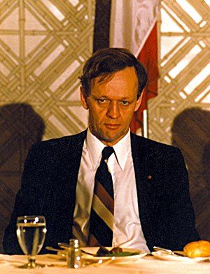 Deputy Prime Minister of Canada - Image: Jean Chrétien 1