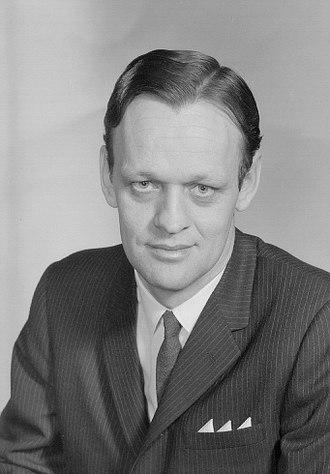 Jean Chrétien - Chrétien in 1967