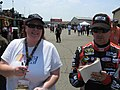 Jeff Gordon give autograph for his fan.jpg