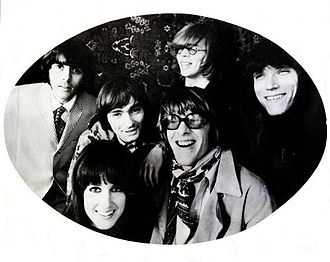 Spencer Dryden - Dryden with Jefferson Airplane (to the left), 1967