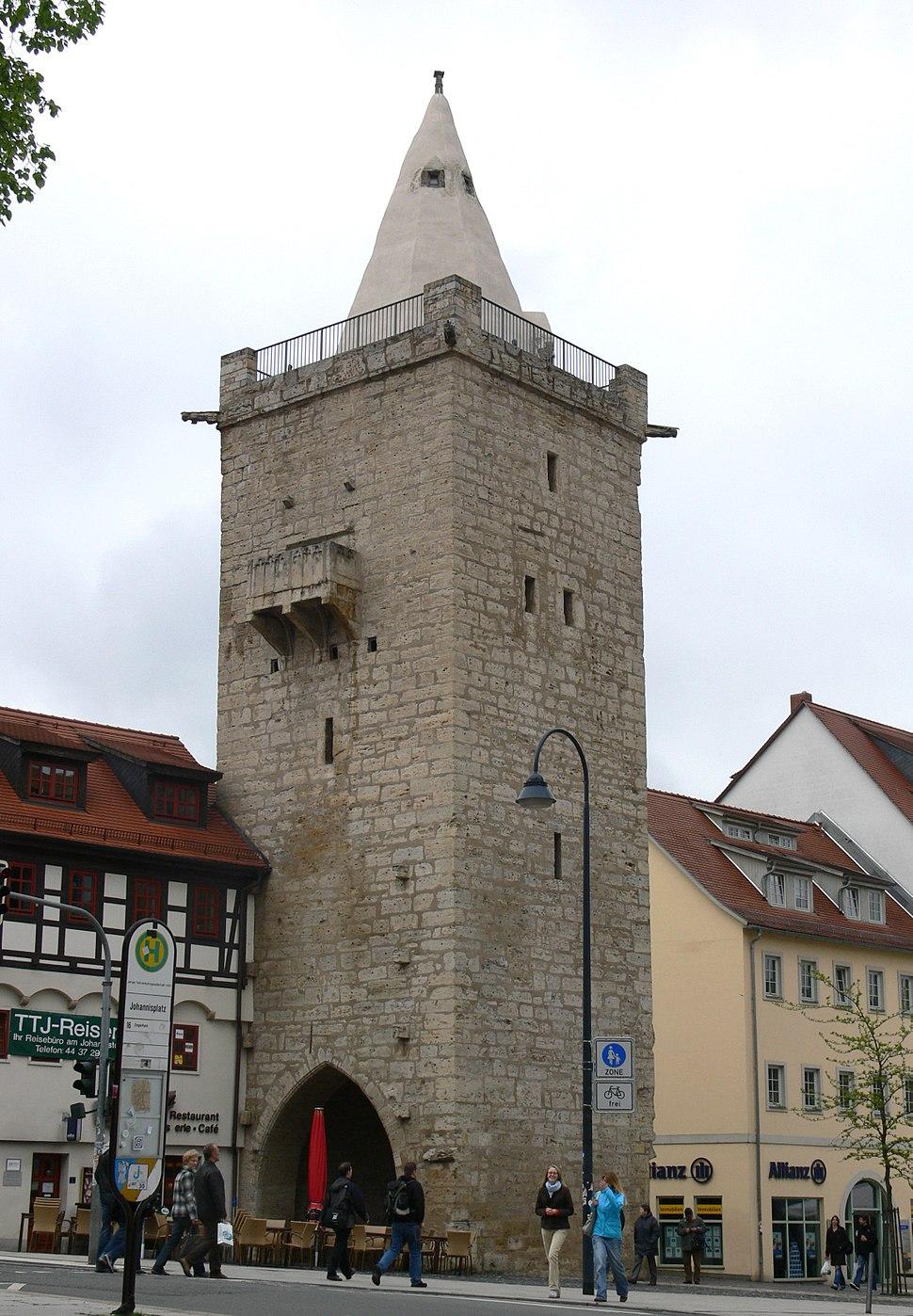 Jena Johannistor
