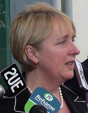 Australian Labor Party leadership spill, 2006 - Image: Jennymacklin