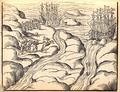 Jens Munk voyage account (Navigatio Septentrionalis, 1624) - 2 fig 1 - Rinsund in Hudson Strait.png