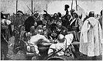 Jensen-Mazepa-012-Zaporoger dikterande ett smädebrev till turkiske sultanen.jpg
