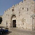 Jerusalem Ziongate BW 4.JPG