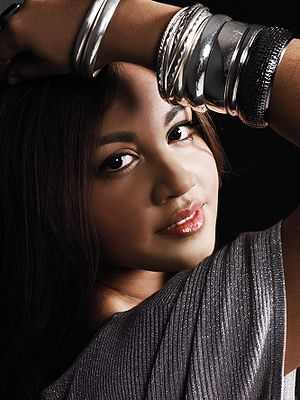 Jessica Mauboy - A publicity shot of Mauboy in July 2009
