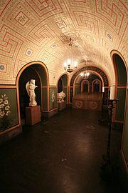 Jesuskirken Copenhagen crypt 2