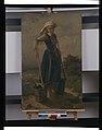Jeune paysanne bretonne - Vincent Vidal - musée d'art et d'histoire de Saint-Brieuc, DOC 143.jpg