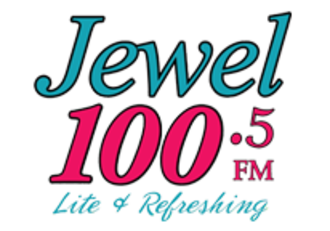 CFJL-FM - Logo as Jewel 100.5, following its 2015 frequency change.