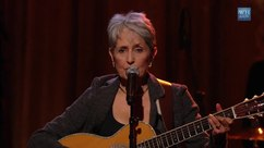 Файл:Joan Baez performs We Shall Overcome Feb 09 2010.webm