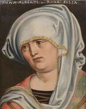 Joanna Sophia of Bavaria - Joanna Sophia of Bavaria by Anton Boys