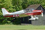 Jodel 140C Mousquetaire III 'G-BJOB' (32941132585).jpg