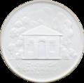 Johann Friedrich Naumann Medaille Back.png