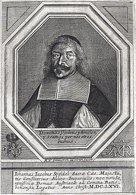 Johann Jacob Speidel