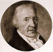 Johann Baptist Schenk (Source: Wikimedia)