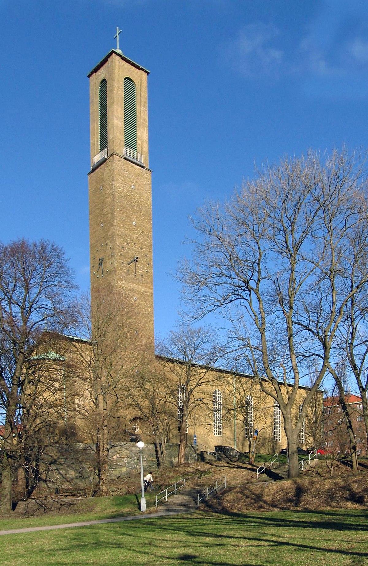 Johannebergs landeri, Gteborg. Med rapport fr - Samla
