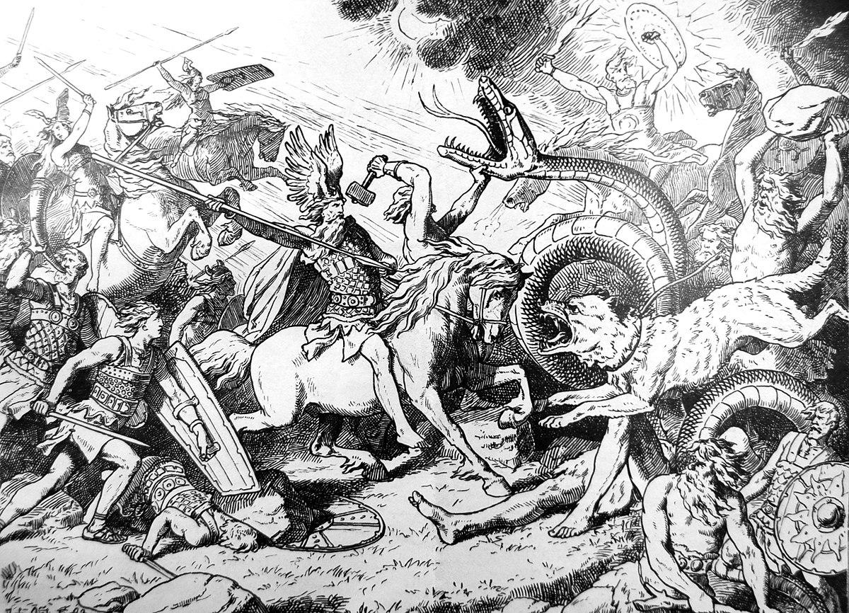 Рагнарёк — Википедия