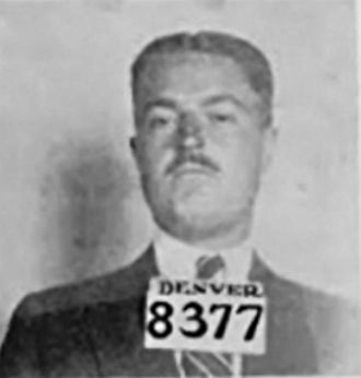 Buda Godman - John Homer French - At the time of his arrest in 1922
