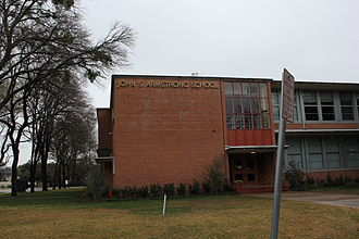 Highland Park Independent School District - Armstrong Elementary School