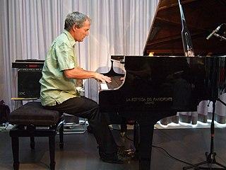 John Wolf Brennan Irish musician