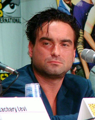 Johnny Galecki - Galecki at Comic-Con 2011