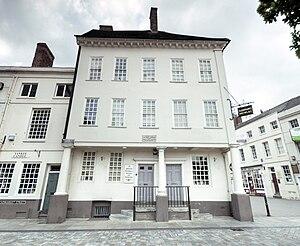 Samuel Johnson Birthplace Museum - Image: Johnsons Birthplace