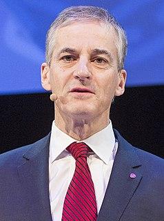 Jonas Gahr Støre Norwegian politician (born 1960)
