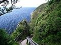 Jons Kapel - zejście w dół - panoramio.jpg