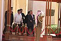 Jordan's King Abdullah II and Philippine President Rodrigo Duterte 01.jpg