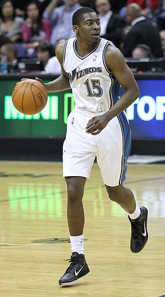 Jordan Crawford - Crawford with the Washington Wizards