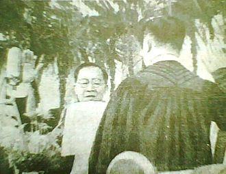 Philippine presidential inauguration - Image: Jose P Laurel inauguration