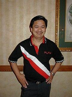 Jose Parica Filipino pool player