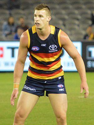 Josh Jenkins - Jenkins during the 2017 pre-season
