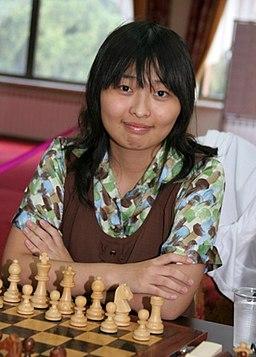 Ju Wenjun 2008