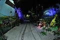 Jurassic Period - Dark Ride - Science Exploration Hall - Science City - Kolkata 2016-02-22 0197.JPG